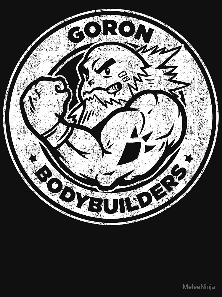 Goron Bodybuilder | Unisex T-Shirt
