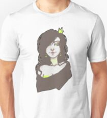 Grungy Princess Unisex T-Shirt