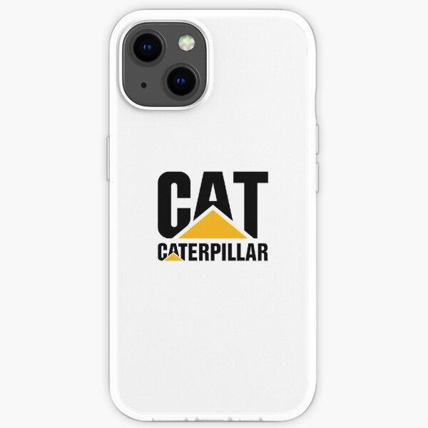 CAT-CATERPILLAR LOGO iPhone Soft Case