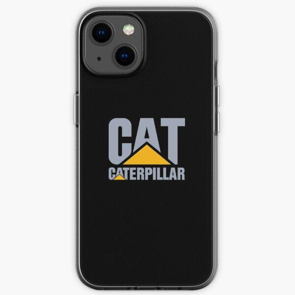 LOGO CAT-CATERPILLAR Coque souple iPhone