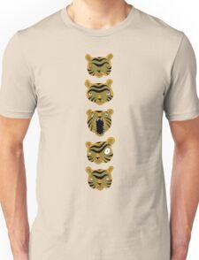 Tiger Buttons T-Shirt