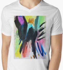 Inky Men's V-Neck T-Shirt