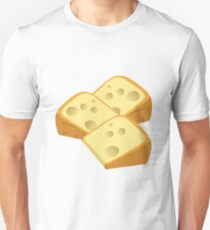 Cheese slices are yummy T-Shirt