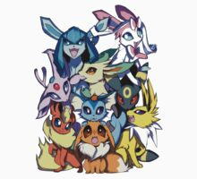 Eevee and Friends | Unisex T-Shirt