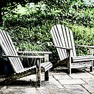 Outdoor Seating Available by Jessica Manelis