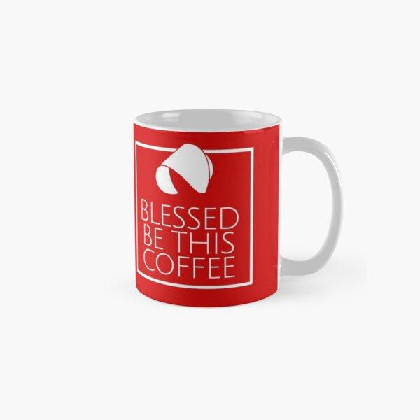 Gesegnet sei dieser Kaffee (The Handmaids Tale) Tasse (Standard)