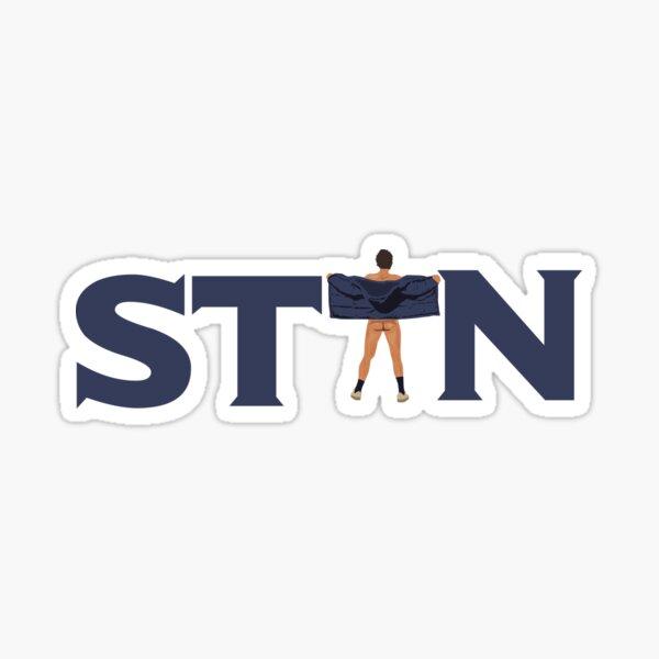 St n Sticker
