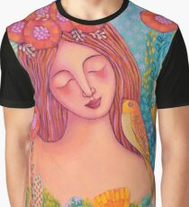 Woman in Love Graphic T-Shirt