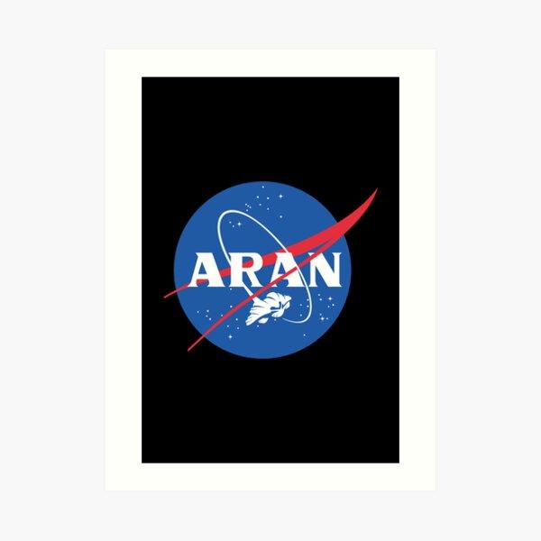 Metroid Space Program: Holding Orbit Art Print
