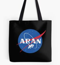 Metroid Space Program: Holding Orbit Tote Bag