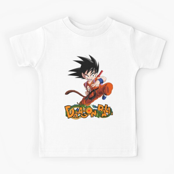 Dragon Ball Z - Goku Enfants DBZ T-shirt enfant