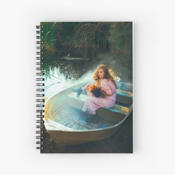 Serendipity (Lady of the Lake III) Spiral Notebook