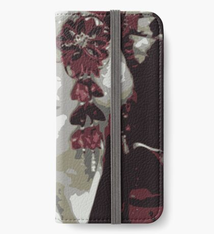 submissive Geisha iPhone Wallet