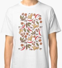 Spices pattern Classic T-Shirt