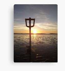 Kingdom Key - Photograph  Canvas Print
