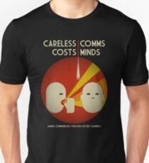 Ingress : Careless Comms Unisex T-Shirt