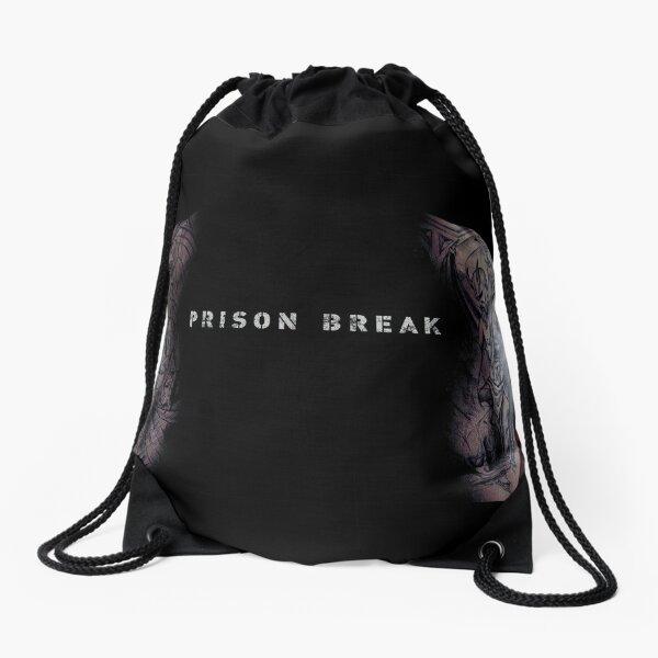 Prison Break Drawstring Bag