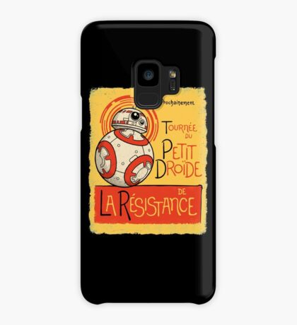 Tournee du Petit Droide Case/Skin for Samsung Galaxy