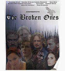 The Broken Ones- Cast  Poster