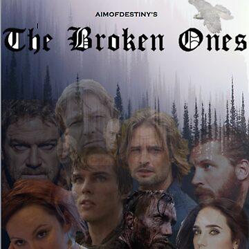 The Broken Ones- Cast  by spacegiraffes