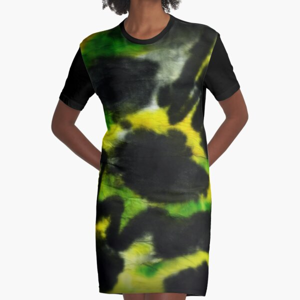 Ikamáš Graphic T-Shirt Dress