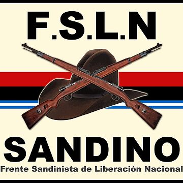 Sandino logo by petermiller