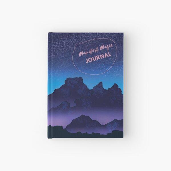 Manifest Magic Hardcover Journal Hardcover Journal