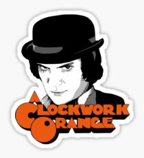 A Clockwork Orange and Alex Sticker
