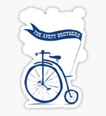 The Avett Bros. Sticker