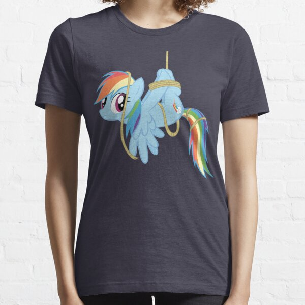 Tied-up pony Essential T-Shirt