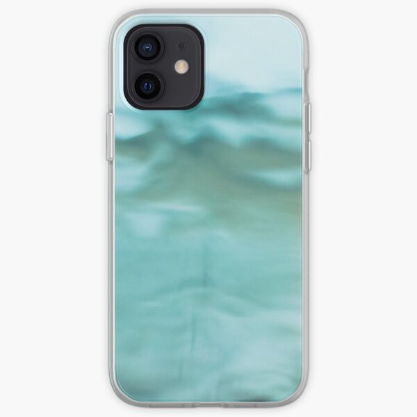 Across The Bay In The Pouring Rain iPhone Soft Case