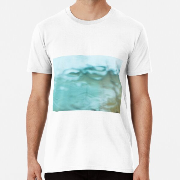 Across The Bay In The Pouring Rain Premium T-Shirt