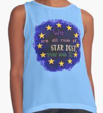 Europe - a star chart Contrast Tank