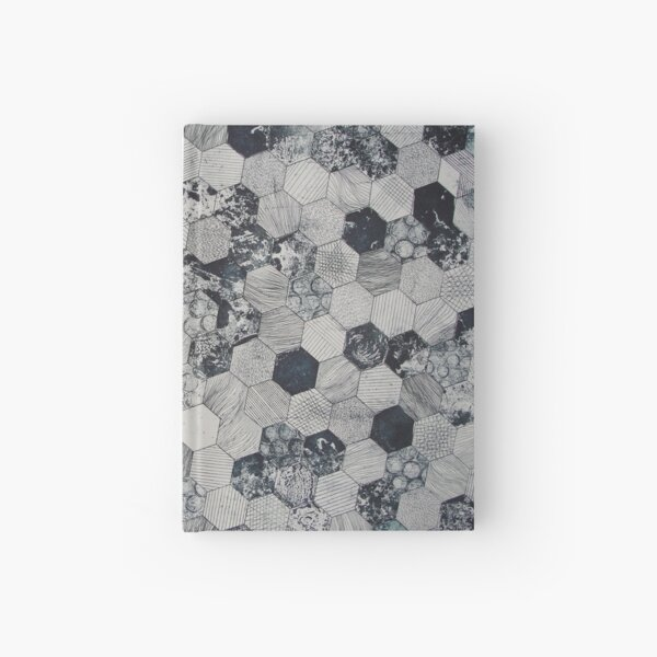 Pattern Hardcover Journal