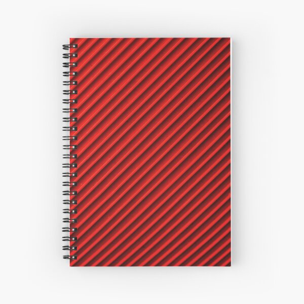 Pattern Spiral Notebook