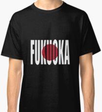 Fukuoka. Classic T-Shirt