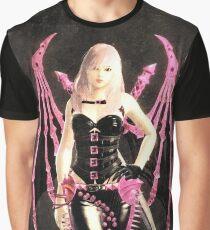 Pink batgirl Graphic T-Shirt