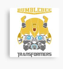 Bumblebee Transformers Canvas Print