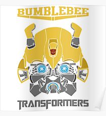 Bumblebee Transformers Poster
