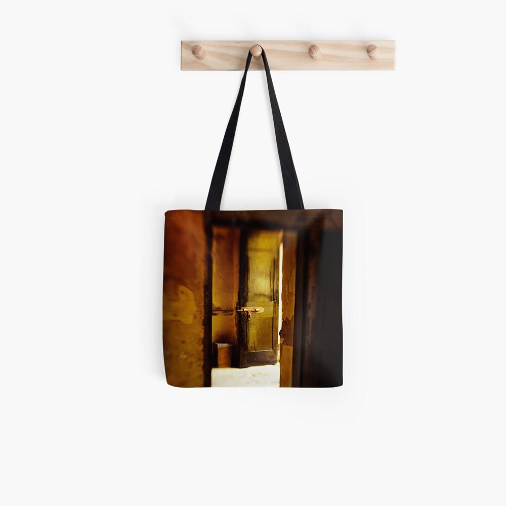 The portal Tote Bag