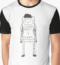 Finn the Human Odd Future Graphic T-Shirt
