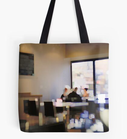 Breakfast meet Tote Bag