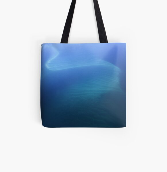 Moreton Bay All Over Print Tote Bag