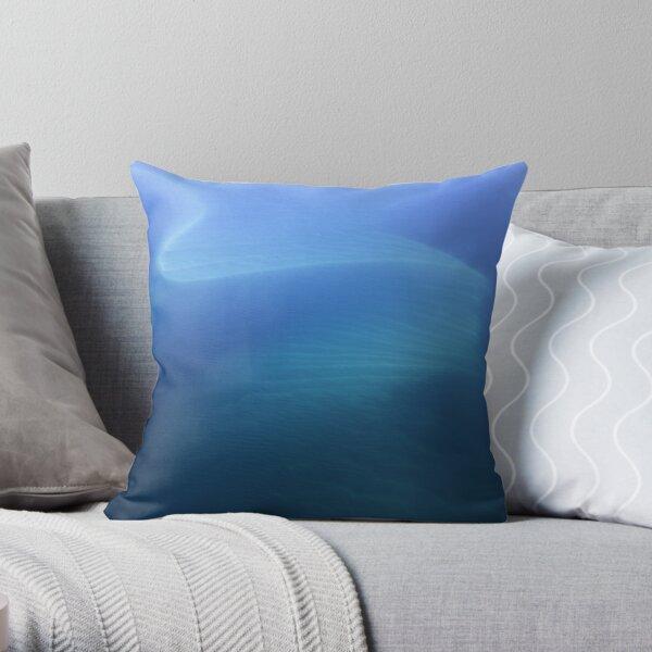 Moreton Bay Throw Pillow