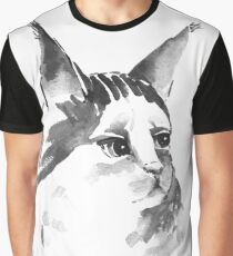 Beautiful cat Graphic T-Shirt