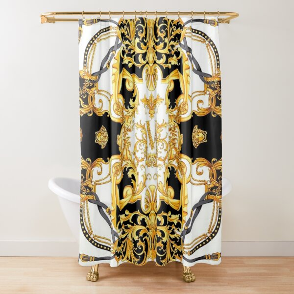 versaces Shower Curtain