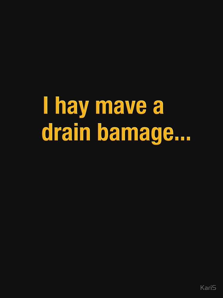 Drain Bamage by KariS
