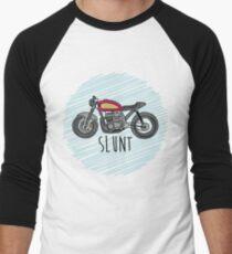 Cafe Racer Slunt Men's Baseball ¾ T-Shirt