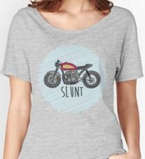 Cafe Racer Slunt Women's Relaxed Fit T-Shirt