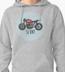 Cafe Racer Slunt Pullover Hoodie